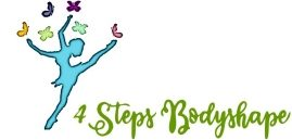 4 steps body shape